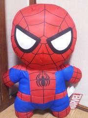 スパイダーマンKawaii Art Collectionメガジャンボもちもちぬい*40�p