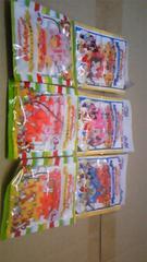 ディズニー☆ジグソーキューブストラップ・6種フルセット
