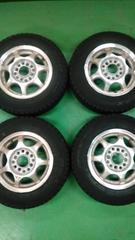 0082107)激安セール軽自動車スタッドレスタイヤアルミホイールセット145/80R12送料無料