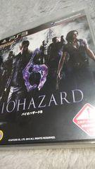 PS3☆バイオハザード6☆