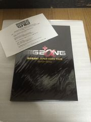 BIGBANG JAPAN DOME TOUR 2013-2014 新品 美品 名古屋版