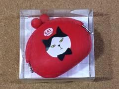 新品♪即決 CAT FAMILY シリコン製 がま口/定価648円