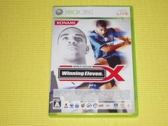 xbox360★ワールドサッカー ウイニングイレブンX