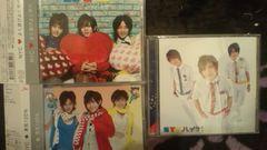 激安!激レア!☆NYC/マキシシングル3枚セット!☆初回限定盤/3CD+3DVD☆美品!