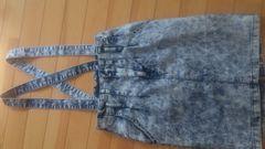 美品★デニムタイトスカート★ウエスト61★