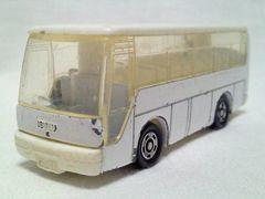 絶版トミカ��41 スーパーハイデッカーバス ホワイトトミカs