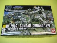 1/144 HGUC No.210 陸戦型ガンダム 新品 リバイブ版 第08MS小隊