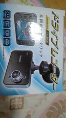 ドライブレコーダー TSー2500 新品