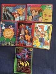 ポケットモンスターアニメコレクション金、銀2  ::   40セット