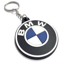 BMW(ビーエムダブリュー) ◆ラバー・キーホルダー#bmw001