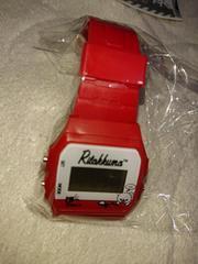 新品、リラックマ腕時計、ウォッチ、赤色、レッド