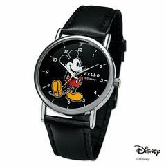 mini2019年6月号付録ミッキーマウス腕時計