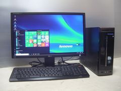 Windows10★Dual-Core★Office★lenovo 76971DJ 22型液晶