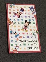 ディズニー ミッキーフレンズ ポチ袋 5枚 R1c お年玉袋