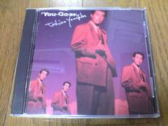 柳葉敏郎CD You-Go(融合)一世風靡セピア