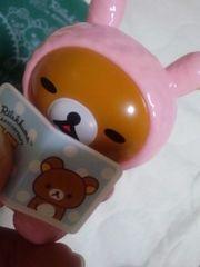 新品リラックマフィギュア、玩具、おもちゃ1円、1スタ