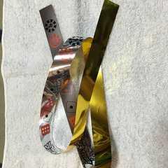 ジャニーズWEST ラッキィ7コンサート銀テープ  黄色