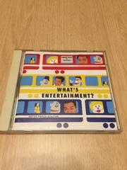 《中古CD》GUTCH YUZO&GUTCH'S/WHAT'S ENTERTAINMENT?