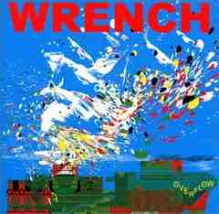 WRENCH「OVERFLOW」CD2枚組 レンチ