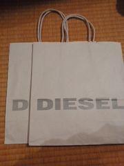 ディーゼル DIESEL ショッパー ショップ袋 バッグ まとめ売り
