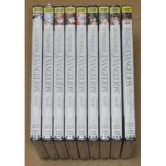 新品 新世紀エヴァンゲリオン DVD 全8巻+劇場版
