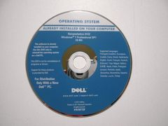 ★OS DELL Windows 7 Pro SP1 32bit