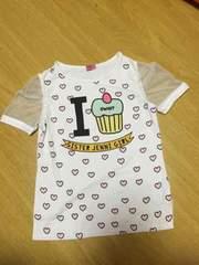 JenniスイーツTシャツ 140センチ