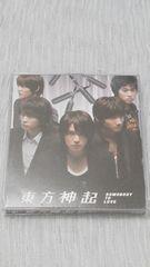 激安セール美品正規品東方神起5人『SOMEBODY TO LOVE』DVD付