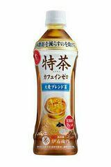 48本 送料無料 特茶 カフェインゼロ 大麦ブレンド  24本×2 500m