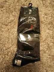 POLO 25-27 メンズ 靴下 新品 未開封 ブラック ラルフローレン