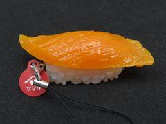 寿司 ストラップ サーモン
