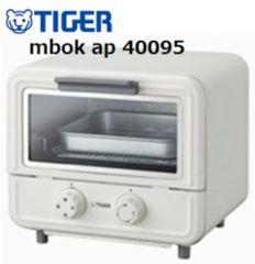 送料無料 タイガー オーブントースターKAO-A850ホワイト
