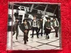 V6 バリバリBUDDY! 初回限定盤DVD付き ブリアナ盤