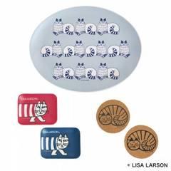 ★LISA LARSON♪インテリアトレー&コースターセット◆新品