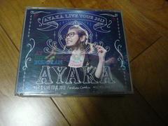 絢香'14年盤■LIVE TOUR 2013 Fortune Cookie 2CD+DVD