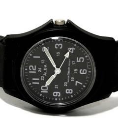 良品【980円〜】SEIKO ALBA チプカシのような腕時計