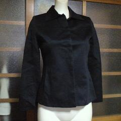 JEAN&LOUISシンプル ブラック ジャケット