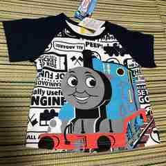 新品 80 半袖 Tシャツ トーマス