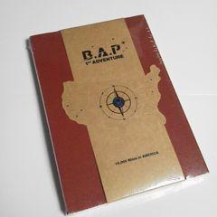 レア【廃盤】B.A.P★1st Adventure10,000Miles【2枚組DVD】ヒムチャン