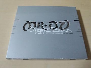 MR.OZ CD「Original Zenius:Between the bright and the dark」
