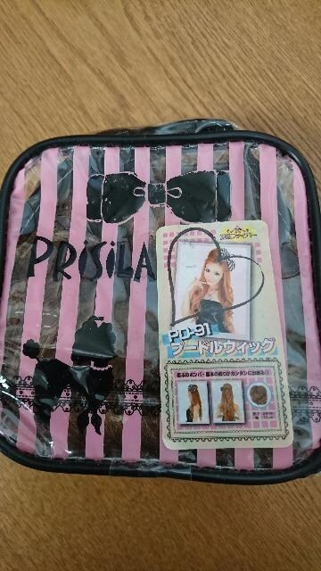 PRiSiLA☆プードルウィッグ☆PD-91☆LiYE☆新品  < ブランドの