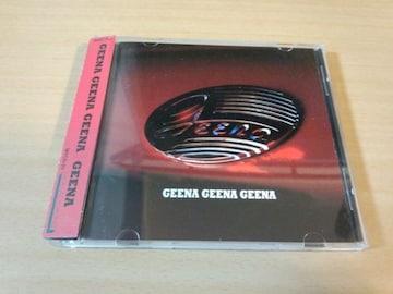 GEENA CD「ジーナ・ジーナ・ジーナ」(BOOWY高橋まこと)De-LAX●
