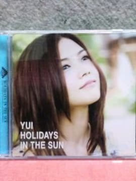 [送料無料] YUI/HOLIDAYS IN THE SUN