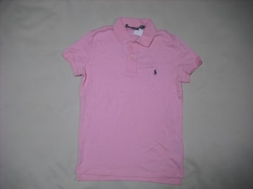 wr362 女 RALPH LAUREN ラルフローレン 半袖ポロシャツ Sサイズ