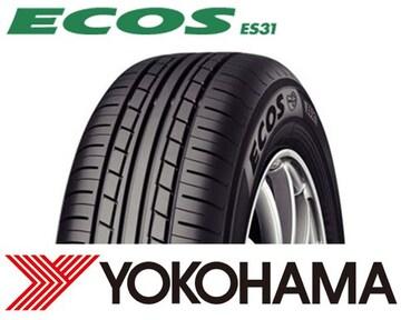 ★165/55R15 緊急入荷★ヨコハマ ECOS ES31 新品タイヤ 4本セット