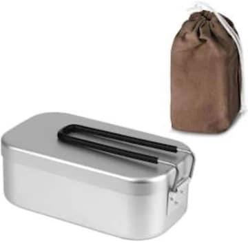 SPACEEN メスティン 飯盒 炊飯 シェラカップ キャンプ用品 調理