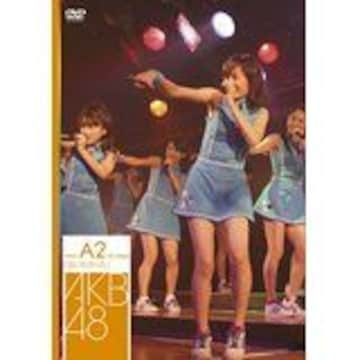 ■DVD『AKB48 teamA 2nd Stage -会いたかった-』