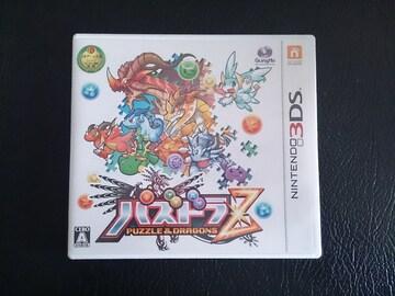 【送料無料】3DS/3DSLL専用 パズドラZ