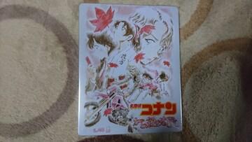 名探偵コナン から紅の恋歌 GEO ゲオ スチール 特典 限定 DVD