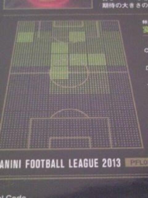 パニーニフットボールリーグ2013/PFL03非売品ver[MFセスクファブレガス]FCバルセロナ < トレーディングカードの